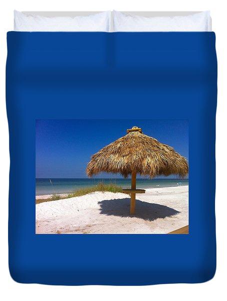Anna Maria Island Duvet Cover