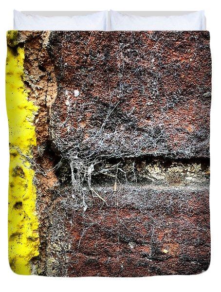 Urban Wall  Duvet Cover
