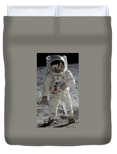 Apollo 11 Duvet Cover