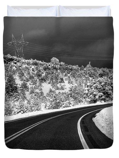 Arizona Snow 2 Duvet Cover
