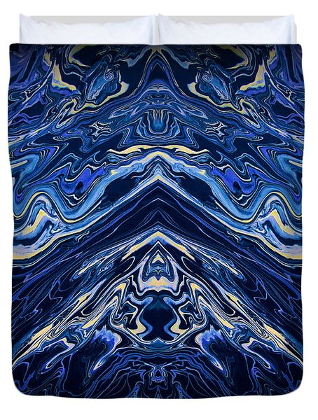 Art Series 1 Duvet Cover by J D Owen