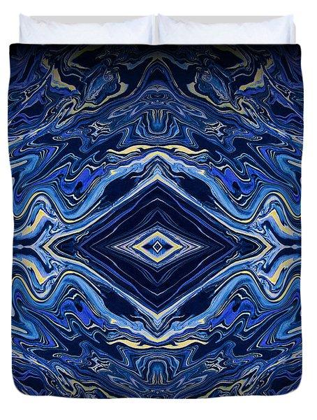Art Series 3 Duvet Cover by J D Owen