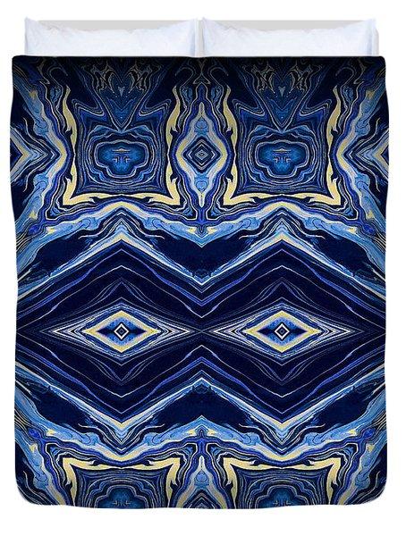 Art Series 5 Duvet Cover by J D Owen