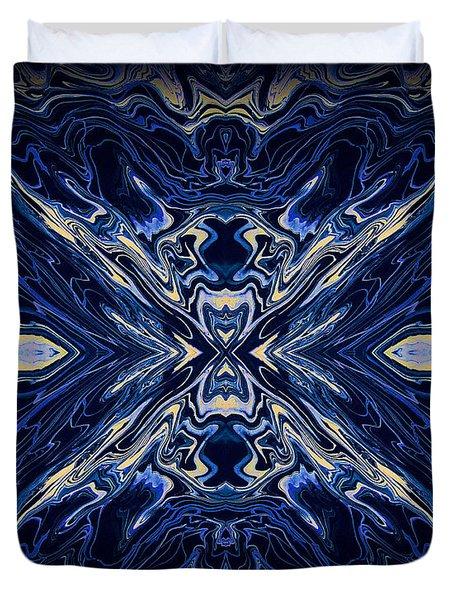 Art Series 7 Duvet Cover by J D Owen