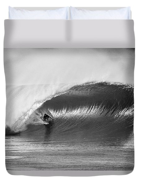 As Good As It Gets - Bw Duvet Cover