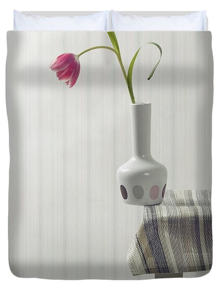 At The Edge Duvet Cover by Joana Kruse