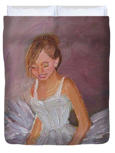 Ballerina 2 Duvet Cover