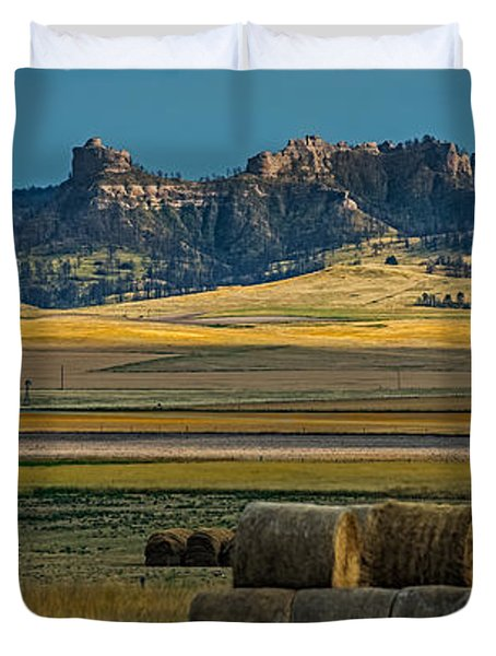 Bluff Country Duvet Cover