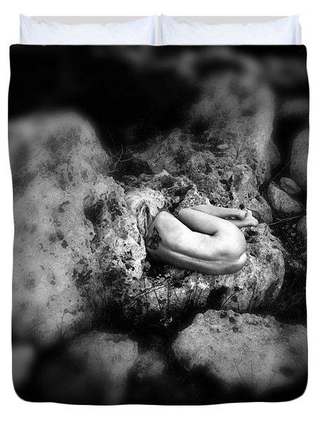 Body Duvet Cover