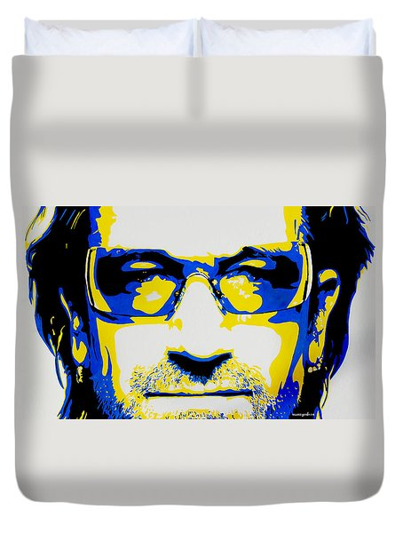 Bono Duvet Cover