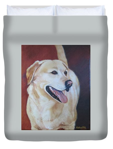 Buddy Duvet Cover