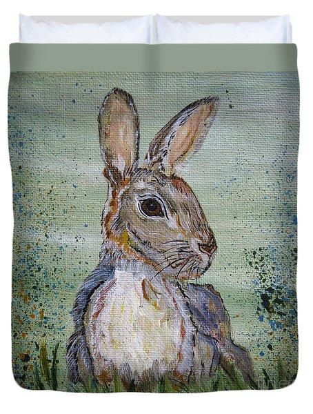 Bunny Rabbit Duvet Cover