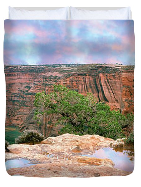 Canyon De Chelly National Monument Duvet Cover