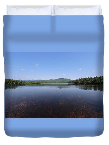 Chororua  Lake Duvet Cover