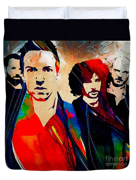 Coldplay Collection Duvet Cover