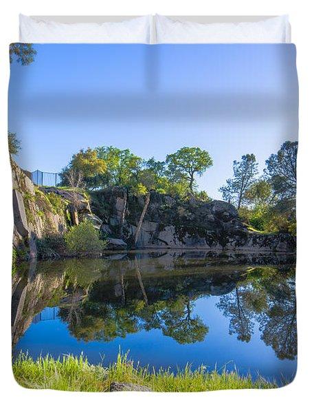 Copp's Quarry Duvet Cover