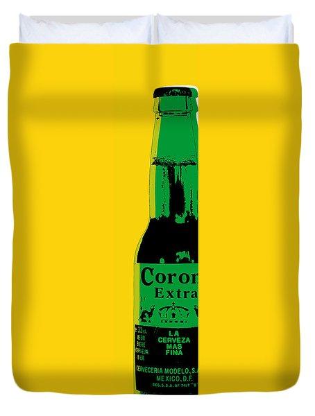 Corona Duvet Cover