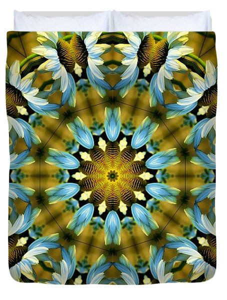 Kaleidoscope Daisy Mae Duvet Cover