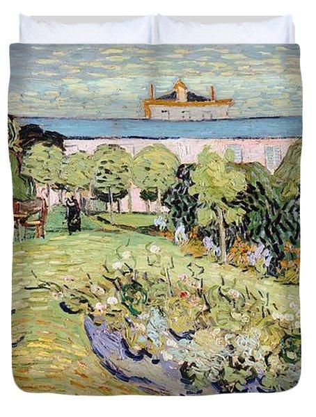 Daubigny's Garden Duvet Cover by Vincent van Gogh