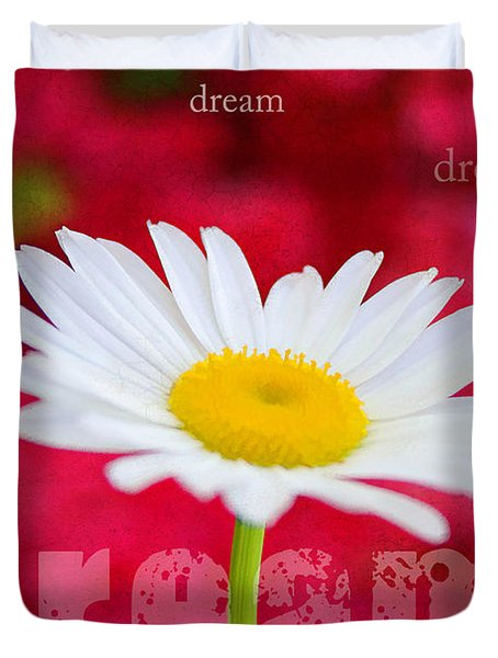 Dream Duvet Cover by Darren Fisher