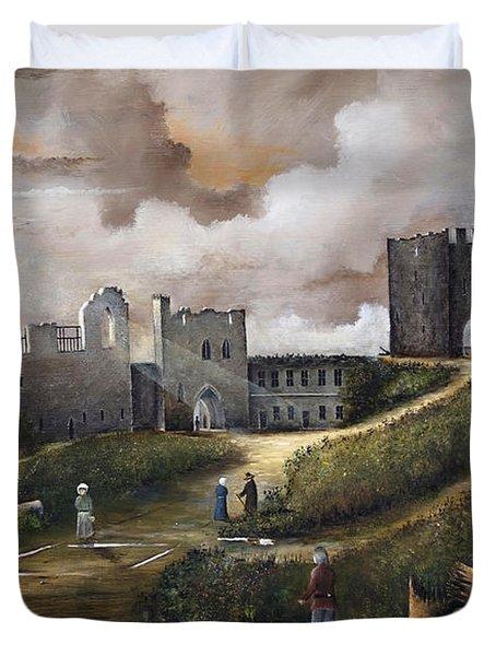 Dudley Castle 2 Duvet Cover