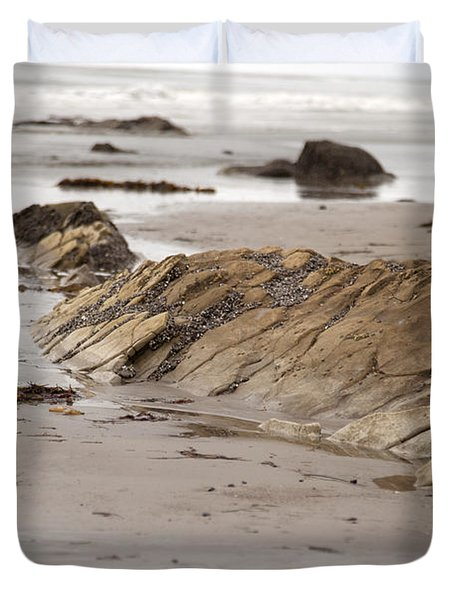 Emergence Duvet Cover by Amanda Barcon
