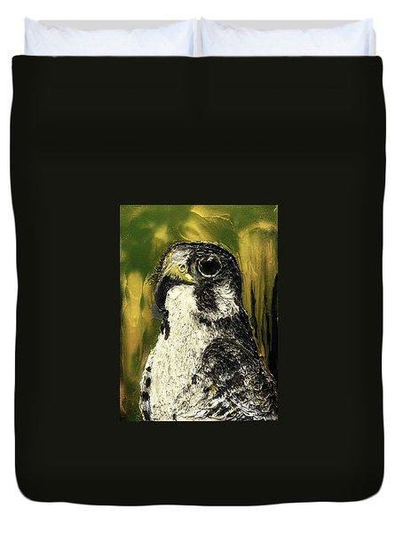 Falcon Duvet Cover