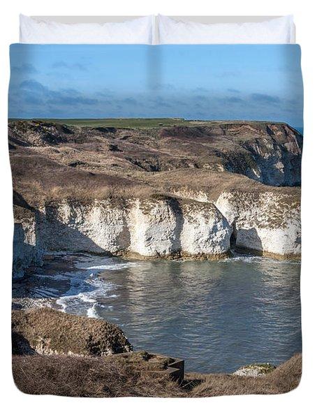Flamborough Head Duvet Cover