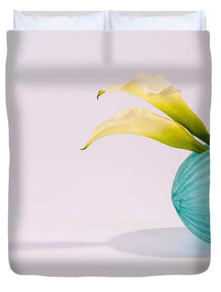 Flowers In Vases 8  Duvet Cover