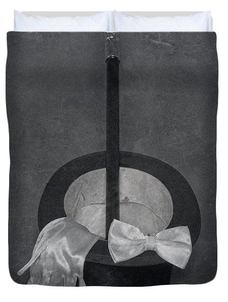 Gentleman Duvet Cover by Joana Kruse