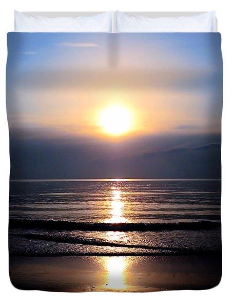 Good Morning Sunshine Duvet Cover