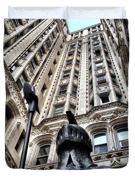 Gothic Gramercy Duvet Cover