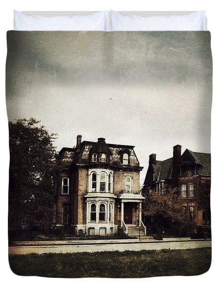 Gothic Victorians Duvet Cover