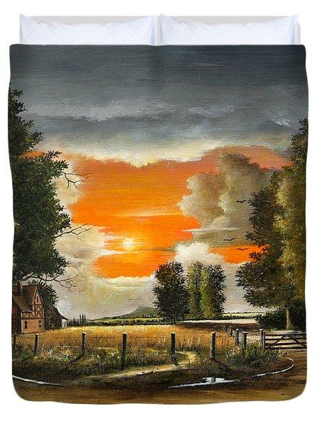 Hoggets Farm Duvet Cover