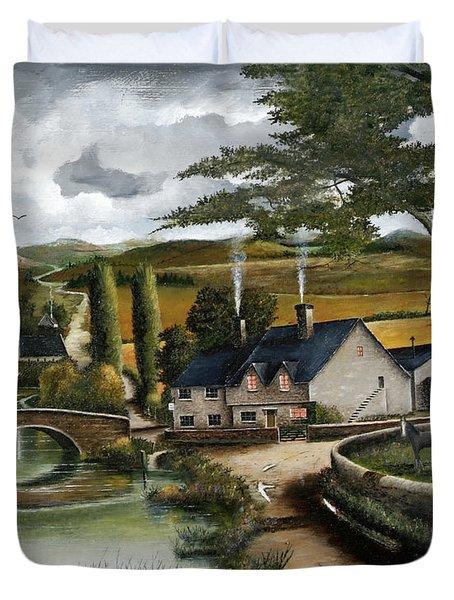 Home Farm Duvet Cover