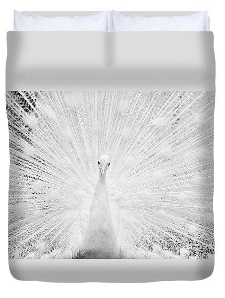 Hypnotic Power Duvet Cover