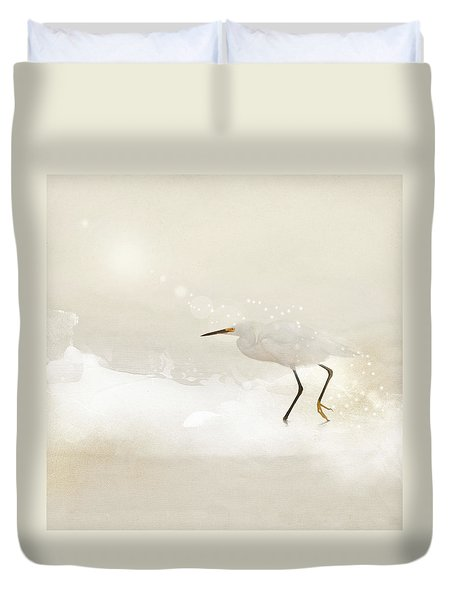 Incidental Dance Duvet Cover