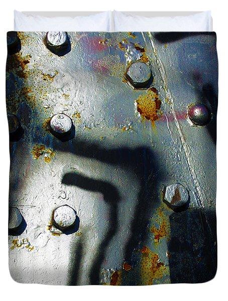 Industrial Detail Duvet Cover