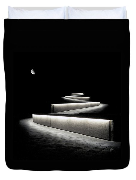 Into The Night II Duvet Cover by Ben and Raisa Gertsberg