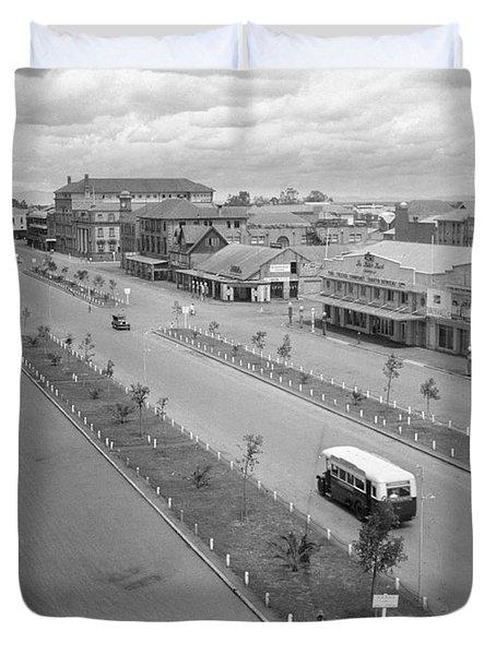 Kenya Nairobi, 1936 Duvet Cover