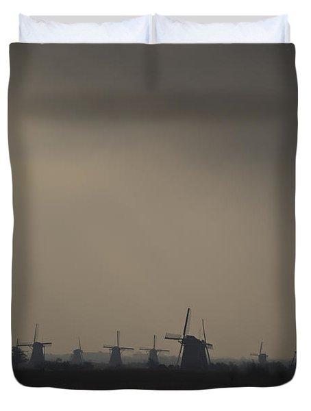 Kinderdijk Duvet Cover