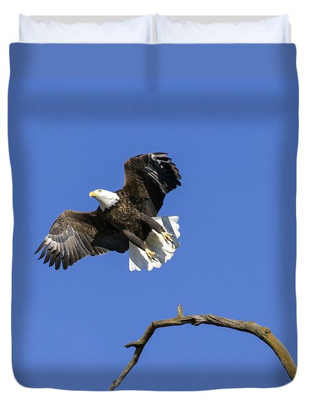 King Of The Sky 4 Duvet Cover