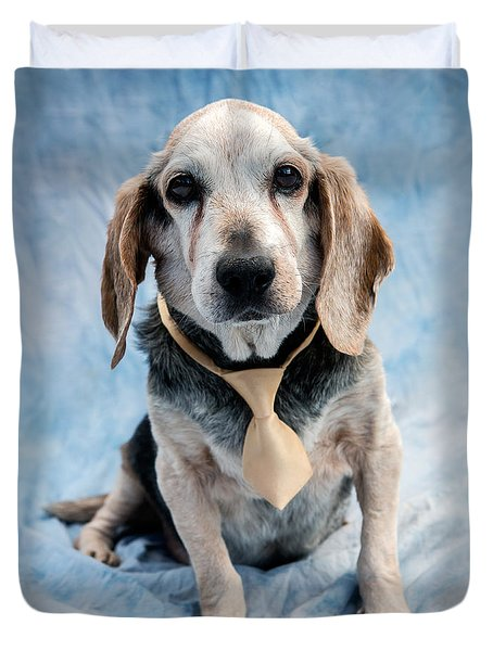 Kippy Beagle Senior Duvet Cover