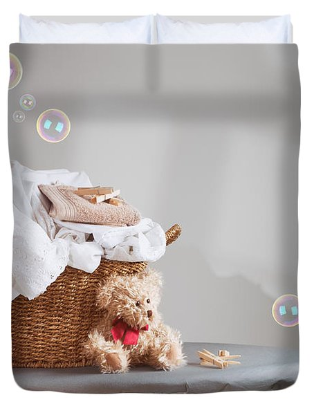 Laundry Duvet Cover