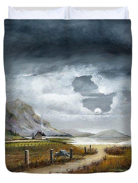 Loch Lomand Duvet Cover