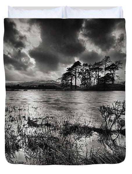 Loch Tulla Duvet Cover