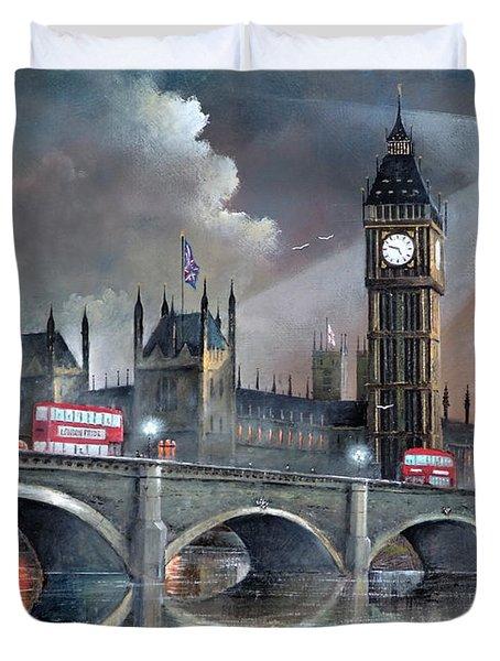 London Pride Duvet Cover
