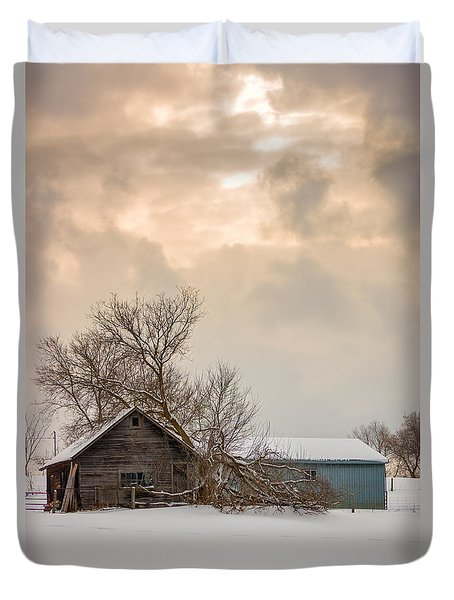 Loneliness Duvet Cover by Steve Harrington