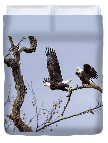 Majestic Beauty  Duvet Cover