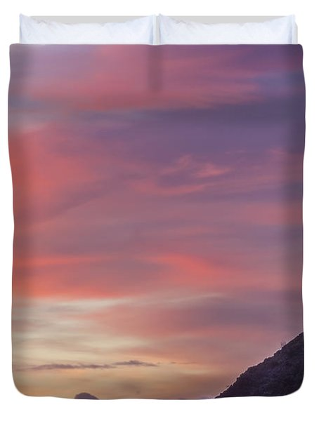 Makapuu Lighthouse 3 Duvet Cover